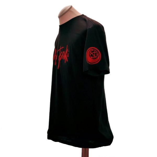 Signature T-Shirt Black - Side