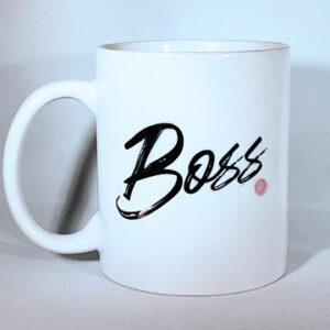 Boss - Ceramic Mug